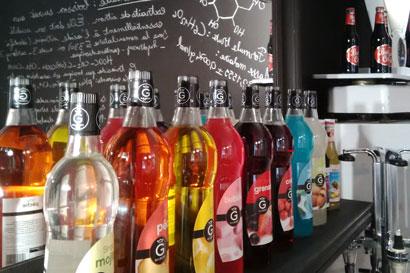 photo du bar à limonade